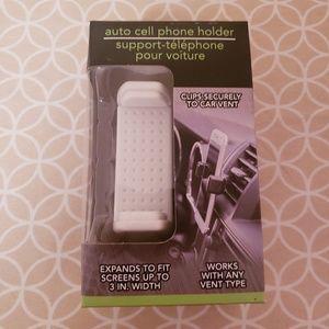 Cell phone holder cell phone car holder
